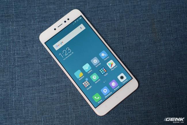 Trải nghiệm nhanh Xiaomi Redmi Note 5A Prime: lựa chọn giá rẻ phân khúc 4 triệu đồng cho sinh viên - học sinh - Ảnh 24.