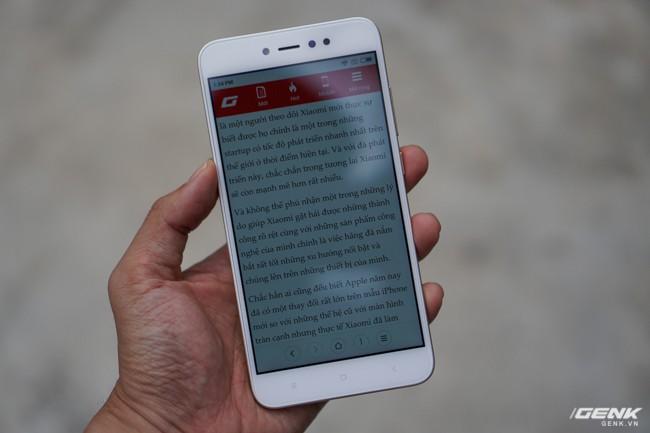 Trải nghiệm nhanh Xiaomi Redmi Note 5A Prime: lựa chọn giá rẻ phân khúc 4 triệu đồng cho sinh viên - học sinh - Ảnh 5.