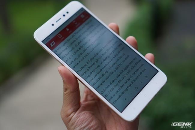 Trải nghiệm nhanh Xiaomi Redmi Note 5A Prime: lựa chọn giá rẻ phân khúc 4 triệu đồng cho sinh viên - học sinh - Ảnh 6.