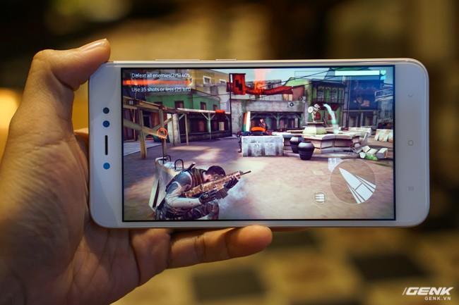 Trải nghiệm nhanh Xiaomi Redmi Note 5A Prime: lựa chọn giá rẻ phân khúc 4 triệu đồng cho sinh viên - học sinh - Ảnh 14.