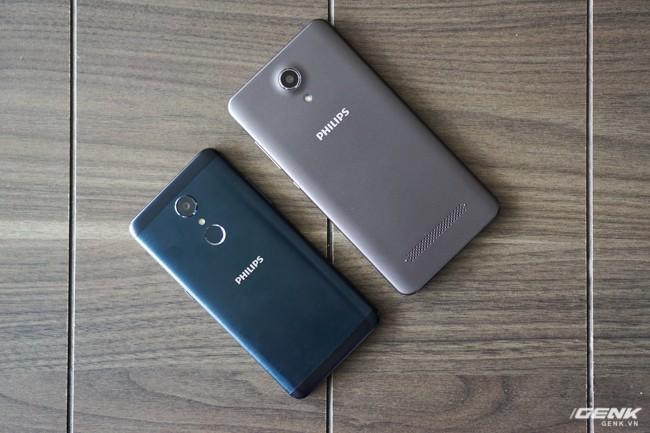 Phillips giới thiệu 2 mẫu smartphone bình dân Xenium S327 và S329 tại Việt Nam, giá từ 2.590.000 đồng - Ảnh 1.
