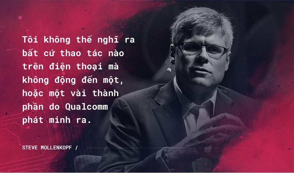 Apple - Qualcomm và cuộc chiến xung quanh một con chip chỉ có giá 400 nghìn đồng - Ảnh 12.