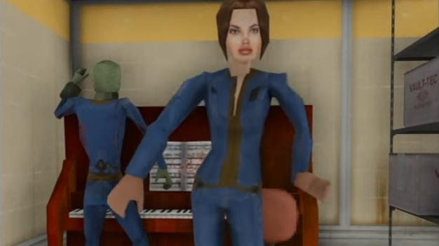 Những hình ảnh ngớ ngấn trong Revolted khiến chúng ta khó lòng nhận ra nổi đây là Fallout 4.