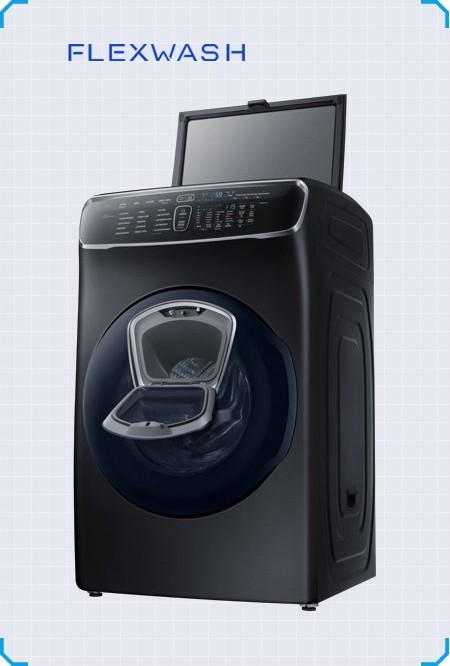 Flex Wash - chiếc máy giặt Inception với những đột phá ấn tượng - Ảnh 7.