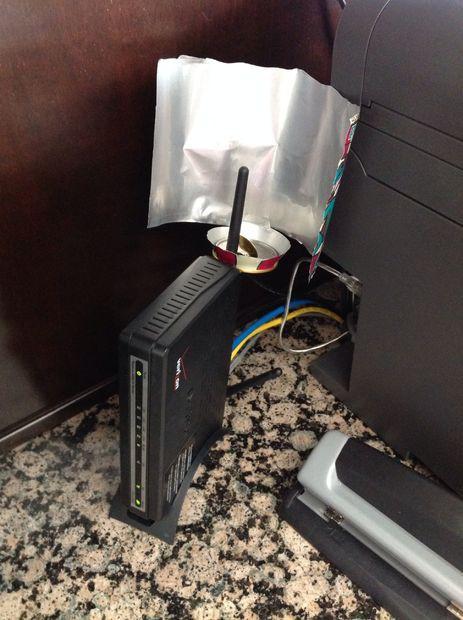 Cách thức khuếch sóng Wi-Fi đơn giản, nhưng không phải lúc nào cũng hiệu quả nhất.