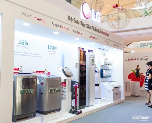 LG Electronics giới thiệu dòng tủ lạnh công nghệ Inverter Linear tại thị trường Việt Nam: tiết kiệm điện hơn, giảm độ ồn, làm lạnh nhanh hơn 35% - Ảnh 12.
