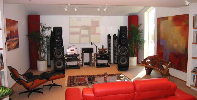 Những hệ thống âm thanh của thời hiện đại.