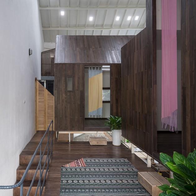 Từng chi tiết và vật dụng được kiến trúc sư chăm chút rất tỉ mỉ.