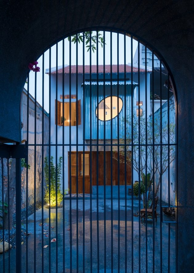 Cúc cu house