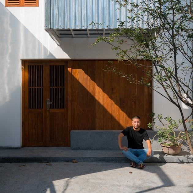 Kiến trúc sư Trần Cảnh và công trình Cúc cu House