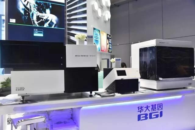 BGISEQ-500, thế hệ máy giải trình tự gen của BGI