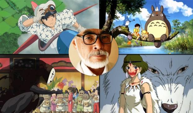 Đạo diễn lừng danh Hayao Miyazaki - người cầm trịch Studio Ghibli