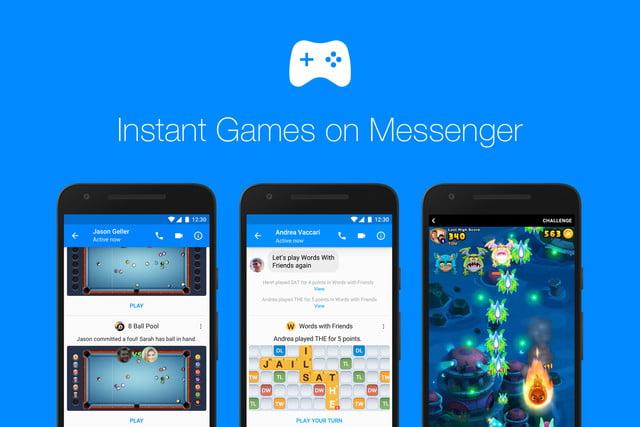 Một năm trước, Instant Games ra đời, thay đổi hoàn toàn cách mọi người chơi game trên Facebook