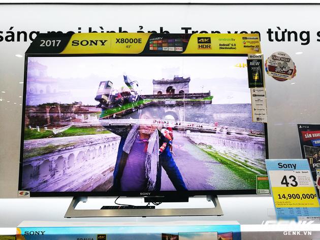 Với tivi 4K thì tần số quét nguyên bản tối đa hiện nay chỉ là 120Hz.