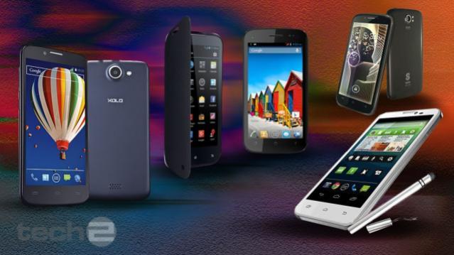 Không có nhiều khác biệt giữa những chiếc smartphone mang thương hiệu Ấn Độ.