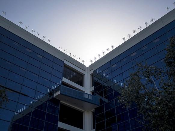 Trụ sở của Intel ở Santa Clara