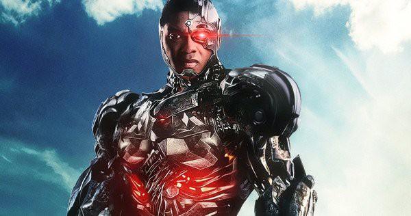 Cyborg trong Justice league sẽ do diễn viên Ray Fisher thủ vai.