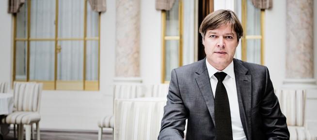 CEO Opera Software ASA (nay là Otello Corporation) Lars Boilesen