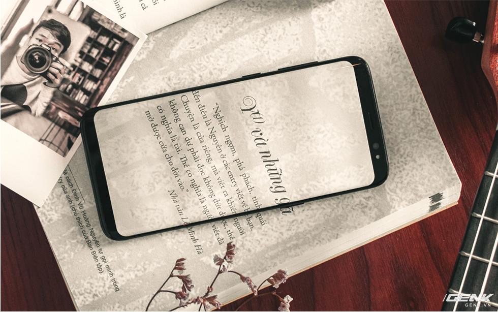 Với Galaxy S8, bạn có thể biến tất cả mọi thứ thành Vô cực - Ảnh 3.