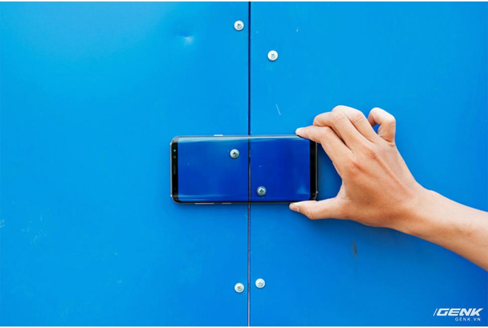 Với Galaxy S8, bạn có thể biến tất cả mọi thứ thành Vô cực - Ảnh 8.