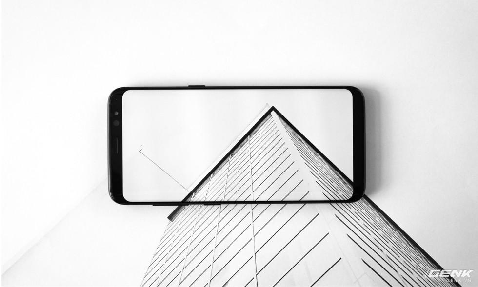 Với Galaxy S8, bạn có thể biến tất cả mọi thứ thành Vô cực - Ảnh 11.