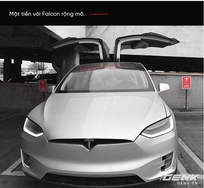 Trải nghiệm siêu xe điện Tesla Model X dưới góc nhìn dân công nghệ: đây chính là chiếc iPhone của làng xe hơi - Ảnh 9.