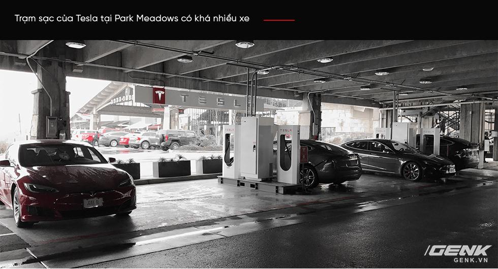 Trải nghiệm siêu xe điện Tesla Model X dưới góc nhìn dân công nghệ: đây chính là chiếc iPhone của làng xe hơi - Ảnh 6.