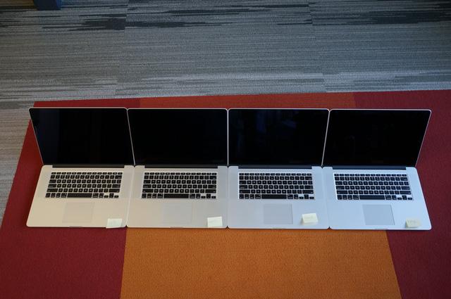 Trong nhiều năm, những chiếc MacBook Pro gần như không có thay đổi gì về thiết kế cũng như công nghệ hỗ trợ.