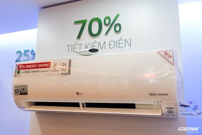 LG Electronics giới thiệu dòng tủ lạnh công nghệ Inverter Linear tại thị trường Việt Nam: tiết kiệm điện hơn, giảm độ ồn, làm lạnh nhanh hơn 35% - Ảnh 10.