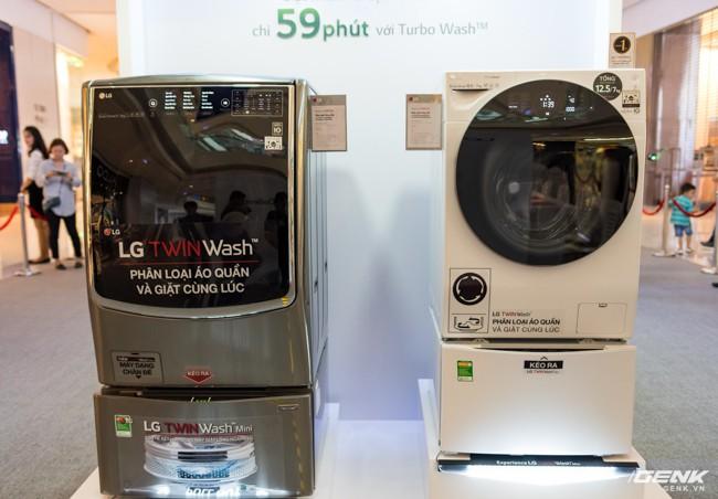 LG Electronics giới thiệu dòng tủ lạnh công nghệ Inverter Linear tại thị trường Việt Nam: tiết kiệm điện hơn, giảm độ ồn, làm lạnh nhanh hơn 35% - Ảnh 9.