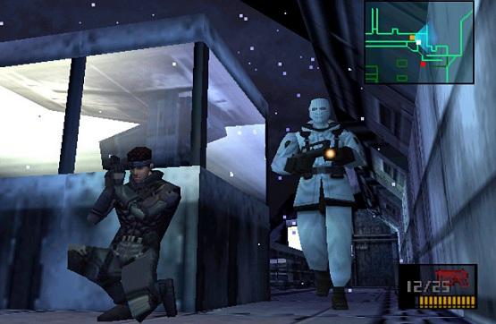 Hành động lén lút là kiểu gameplay bắt đầu nổi lên nhờ sự ra mắt của Metal Gear Solid.