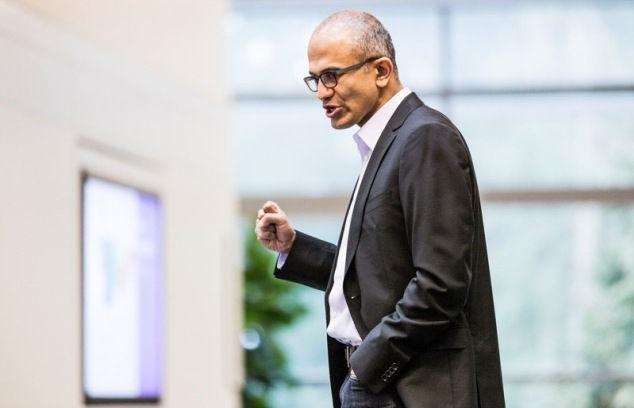 CEO Satya Nadella được mệnh danh là người đàn ông của phần mềm và đám mây