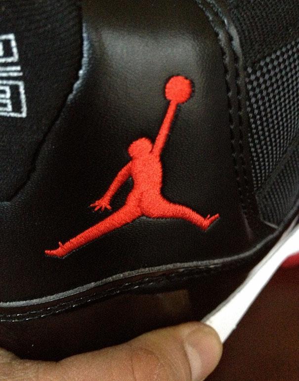 Những tín đồ giày sẽ khóc thét khi thấy Jordan có quả bàn tọa căng đét như thế này