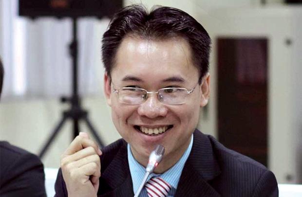 Ông Hoàng Tùng - CEO Pizza Home
