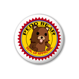 Logo Pedobear.
