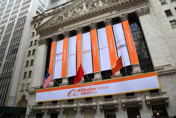 Alibaba sẽ xuất hiện nhiều hơn tại Mỹ.