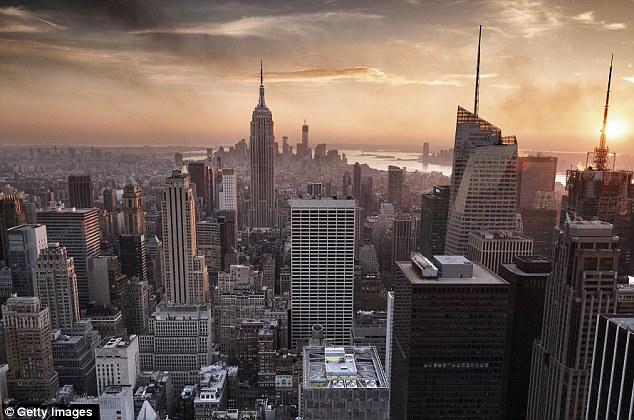 Cả một thành phố New York rộng lớn với 20 triệu người dân sẽ được mô phỏng trong một hệ thống máy tính.