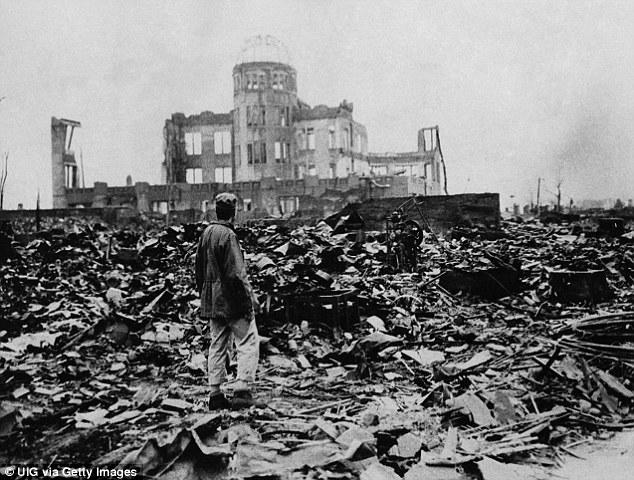 Thảm họa hạt nhân tại Thành phố Hiroshima sẽ được tái hiện trong một mô phỏng máy tính.