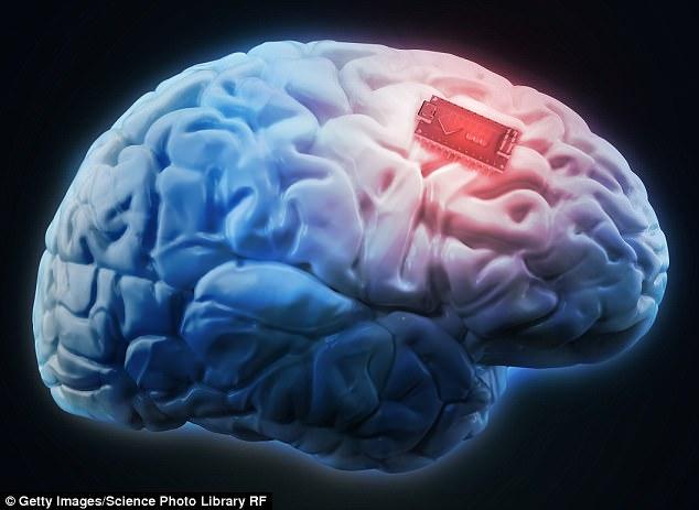 Về cơ bản bộ não của chúng ta có thể được gắn những con chip để đạt được trí tuệ siêu phàm.