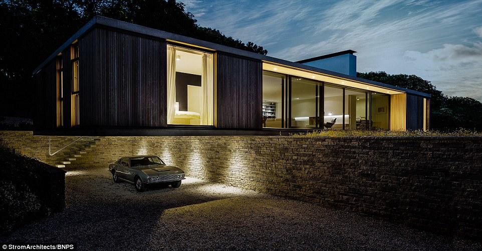Bât cứ ai cũng sẽ cảm thấy mãn nguyện khi tới thăm ngôi nhà này, cả chủ nhân lẫn người thiết kế đều cảm thấy mãn nguyện, KTS Magnus Ström cho biết