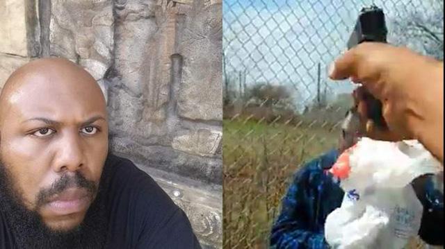 Steve Stephens - nghi phạm nổ súng giết người đàn ông 74 tuổi trong khi Livestream trên Facebook hồi chiều 16/4
