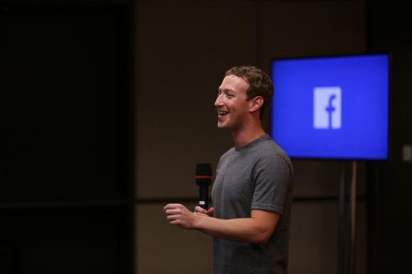 .Nhà sáng lập mạng xã hội Facebook, Mark Zuckerburg