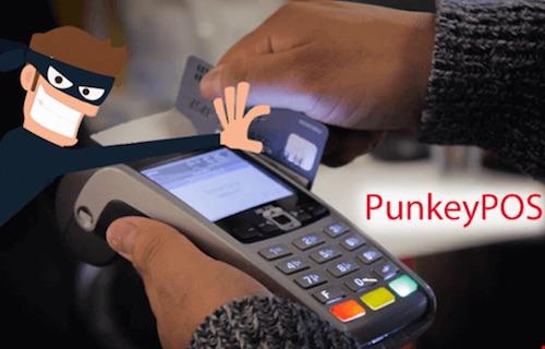Máy POS tại các cửa hàng cũng có thể đánh cắp thông tin thẻ ATM.