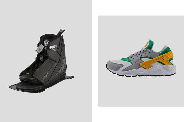 Nike Air Huarache: đôi giày lấy cảm hứng từ giày trượt nước và dép sandals cói của người Mexico