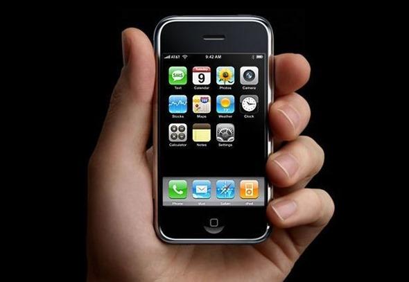 Chiếc iPhone đời đầu