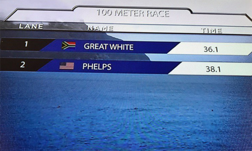 Kém đúng 2s trên đường đua 100m