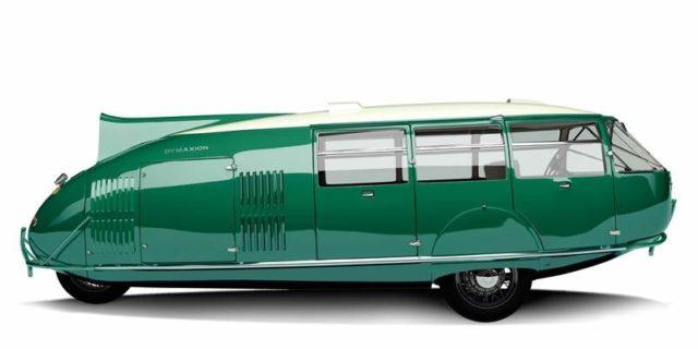 Mẫu tái chế năm 2010 của phiên bản Dymaxion 1933, một thiết bị cực kì sáng tạo nhưng chưa bao giờ có thể chạm đến viễn cảnh tiềm năng của nó, chứ đừng nói đến việc thương mại hóa.