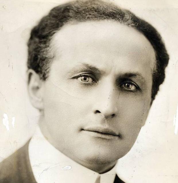 Nhà ảo thuật Harry Houdini