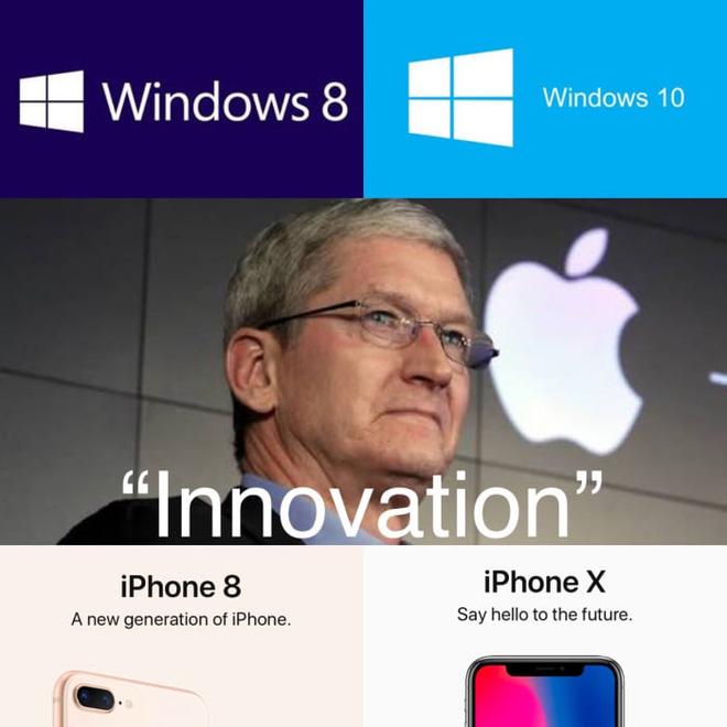 Một bước tiến vĩ đại mà Microsoft từng thực hiện, giờ đây đến lượt Apple.