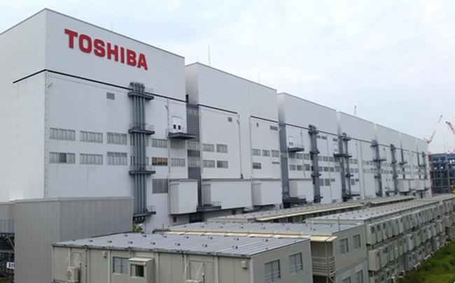 Nhà máy của Toshiba Memory Corp. tại Mie, Nhật Bản - Ảnh: Bloomberg.